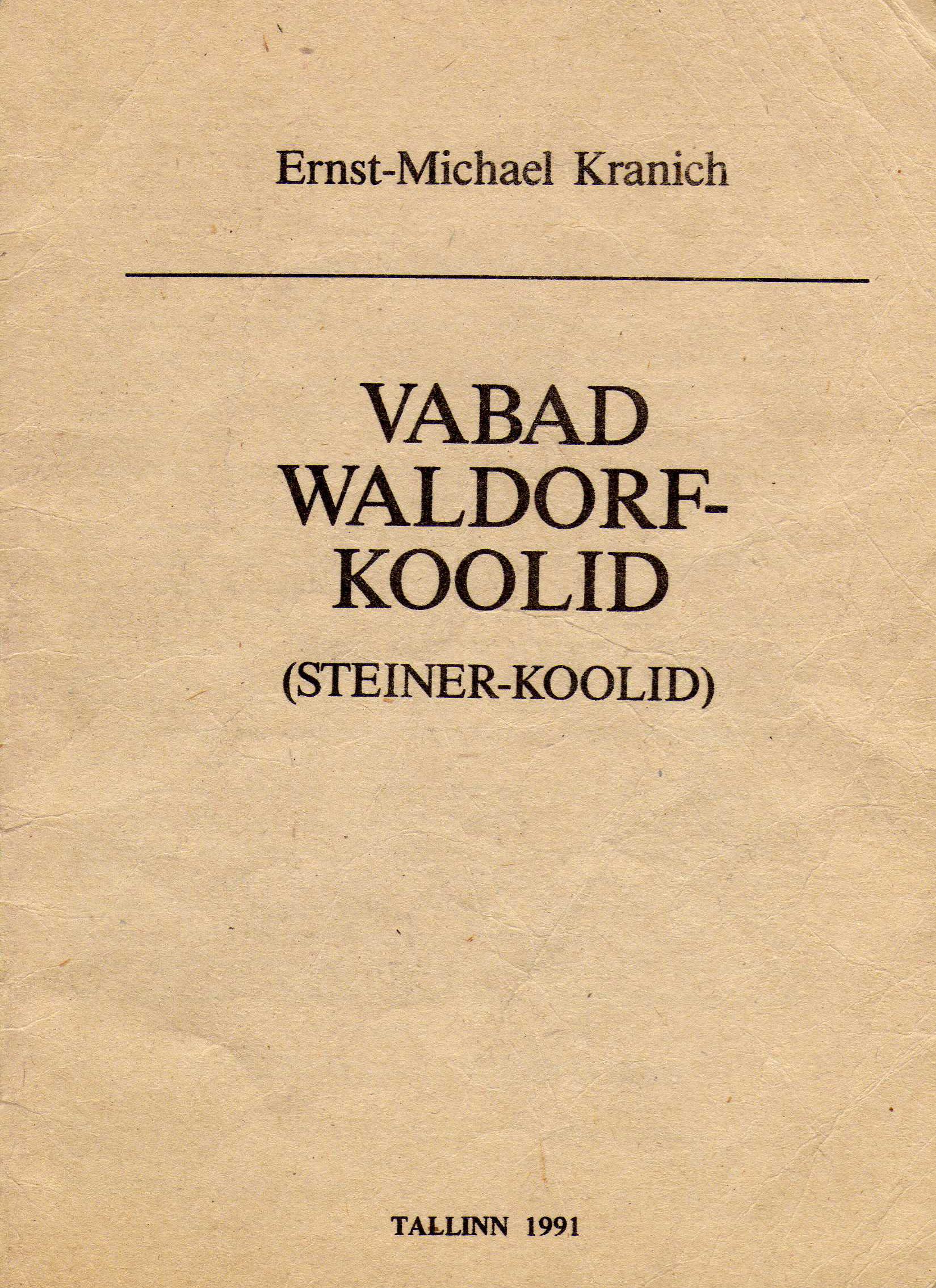 Vabad Waldorfkoolid